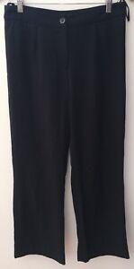 Romantisch Trousers 10 Black<nh10580 100% Garantie Kleidung & Accessoires Damenmode