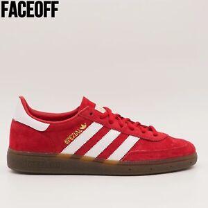adidas Handball Spezial Retro Sneakers Scarlet FV1227