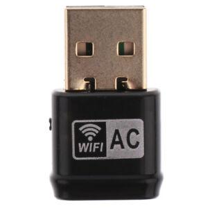 Details about Dual Band Wireless Network Card For Desktop win 10 / 8  /7/XP/Vista WPS