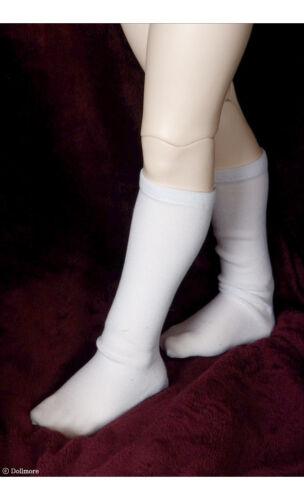 Dollmore Lusion Doll knee socks Lusion Doll Hehe Socks White