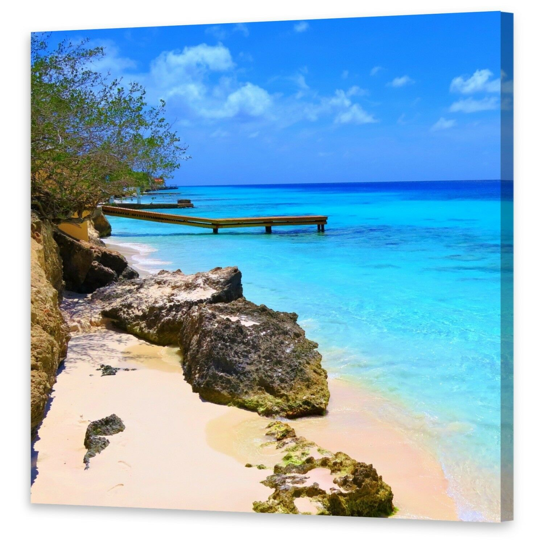 - Tela Immagini Immagine Immagine Immagine Parete stampa su canvas stampa d'arte sabbia bianca 126f72