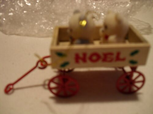 YOU PICK AVON COLLECTIBLE BEARS METAL SLEIGH PIANO HORN TRICYCLE DRUM  CHAIR