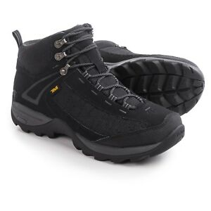 a793bd9311c8 Details about Teva Raith III Men s Mid Hiking Waterproof Boots NIB Free  Shipping