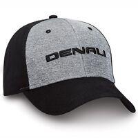 Gmc Denali Black And Gray Marled Jersey Hat