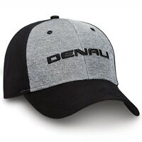 Gmc Denali Black And Gray Marled Jersey Hat