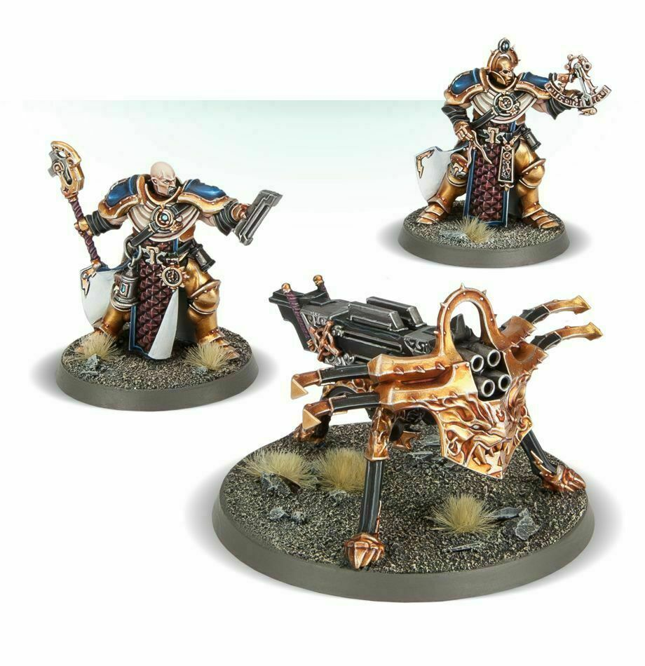 Warhammer Age Of Sigmar Stormcast Eternals 1 Ballista 2 Sacristan New On Sprue