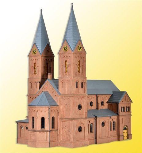 SH Kibri 39760 romanica ciudad-Iglesia en jakobwüllesheim Kit.