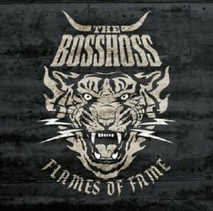 The-BossHoss-Flames-of-Fame-CD-11-tracks-country-rock-NEUF