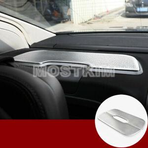 Interior Rear Seat Speaker Trim Cover 2pcs For Bmw 7 Series G11 G12 2016 2020 Ebay