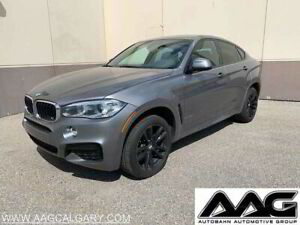2017 BMW X6 Navi Heads Up
