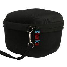 Carrying Storage Travel Hard Case Cover Bag for 3m Peltor Sport Tactical 100 Ele