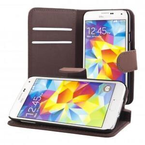 Samsung-Galaxy-S5-i9600-S5-Neo-S5-Plus-Cartera-Funda-s-Carcasa-s-Cover-Flip-Wall