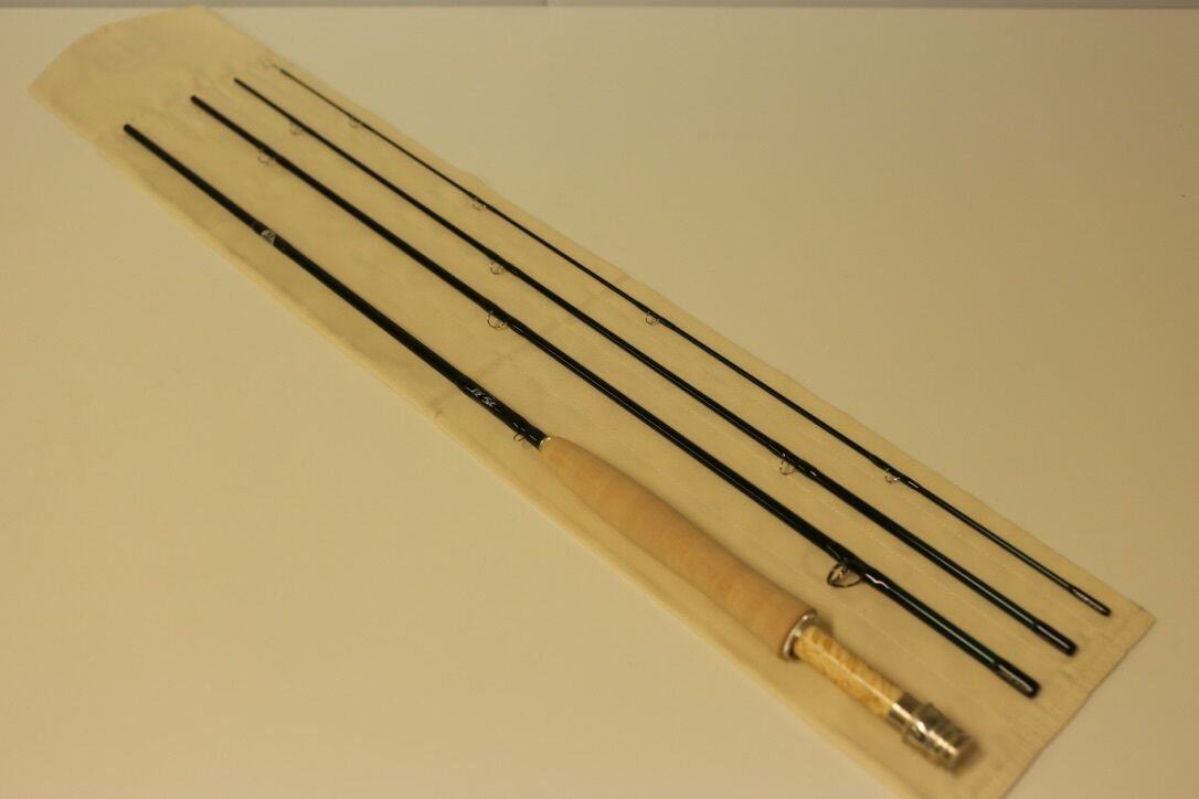 R L Winston 8' 6  5  WT Air Fly Rod Fee  100 Line Free Expedited Shipping  beautiful