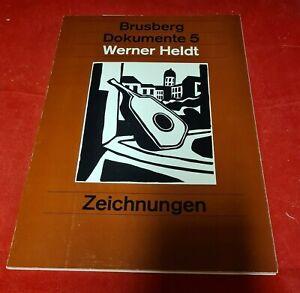 Brusberg Dokumente 5 Werner Heldt - Zeichnungen - Nr. 978/1111