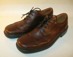 Ecco Helsinki Shoes Men's Brown Leather