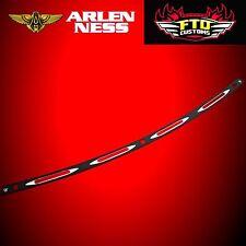 Arlen Ness Windshield Trim Deep Cut Black 2014-2017 HD FLHT/FLHX 03-684