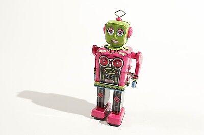 Spielzeug Sonstige Blechspielzeug Roboter Roberta 19 Cm °° Tin Toy °° Jouet En Tôle °° Mit Den Modernsten GeräTen Und Techniken