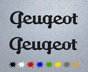 sticker pegatina decal vinyl peugeot ancien old peugeot logo. Black Bedroom Furniture Sets. Home Design Ideas