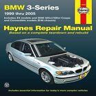 BMW 3-Series Automotive Repair Manual: 99-05 by Editors of Haynes (Paperback, 2012)