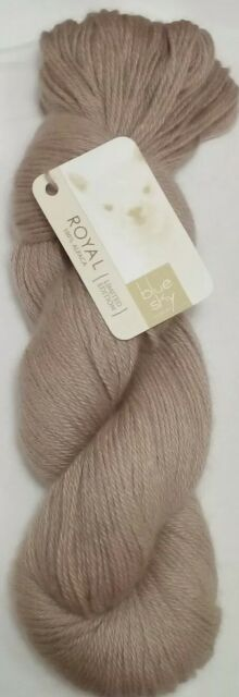 Blue Sky Alapacas Yarn ROYAL 100% Alpaca Limited Edition 288y 110g Fingering 703