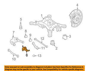 8x OEM Quality Bush Front Sway Bar Lnk-Up For Suzuki Grand Vitara Jt 2.7l H27a