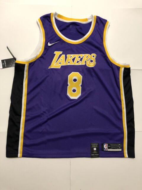 Nike Los Angeles Lakers Kobe Bryant Statement Edition Swingman ...