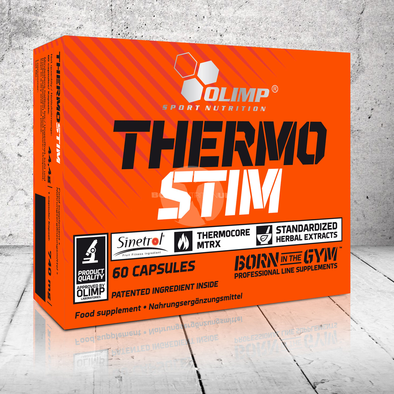 OLIMP Thermo Stim THERMOCORE THERMOCORE Stim MTRX    Weight Loss & Fat Burner d5b94f