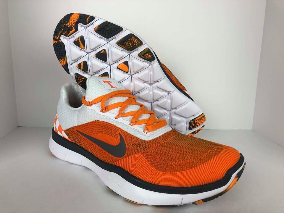 ceebf09d66e Nike Tennessee Vols Free Trainer V7 Week Zero NCAA AA0881-802 AA0881 ...