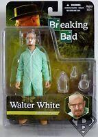 Walter White Hazmat Suit Breaking Bad 6 Super Detailed Action Figure Mezco 2013