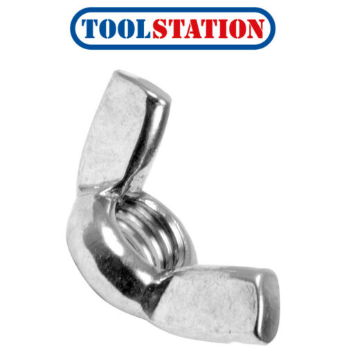 Stainless Steel Wing Nut M6