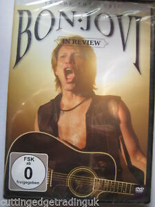 Bon-Jovi-In-Review-Inside-the-Music-DVD-NEW-SEALED-PAL