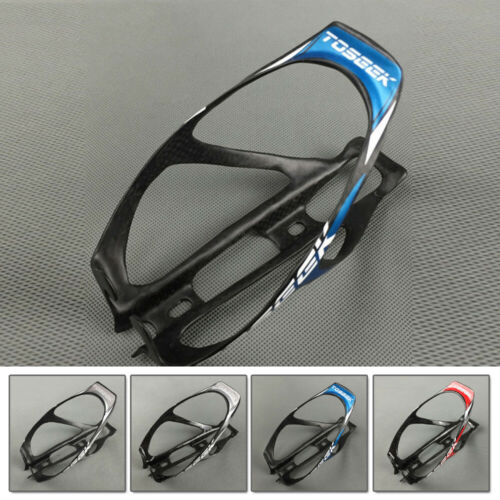Cycling Water Bottle Holder Carbon fiber Rack Cage Support MTB Road Parts