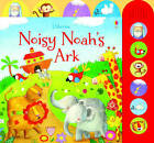 Noisy Noah's Ark by Felicity Brooks (Board book, 2013)
