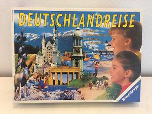 Alemania-viaje-de-Ravensburger-juego-de-mesa-social-familias
