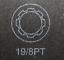 8 plana Splines Llave de tuerca de bloqueo BMW B19