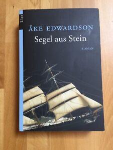 """Åke Edwardson: """"Segel aus Stein"""", List Taschenbuch - Bonn, Deutschland - Åke Edwardson: """"Segel aus Stein"""", List Taschenbuch - Bonn, Deutschland"""