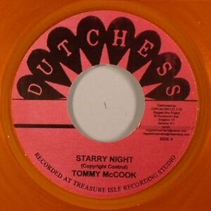 TOMMY-McCOOK-STARRY-NIGHT-DUTCHESS-TREASURE-ISLE-1966