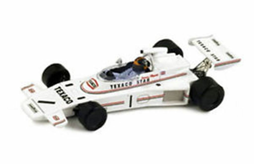 SPARK S1763  & S1775  LOTUS F1 Emerson Fittipaldi die cast models 1 43rd scale