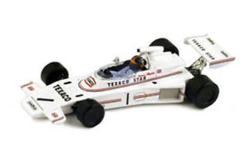 Spark Lotus S1763 F1 /& S1775 F2 Emerson Fittipaldi DIE CAST MODELO COCHES DE CARRERA 1:43