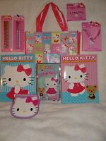 Hello Kitty Birthday Favor Gifts Party Brand