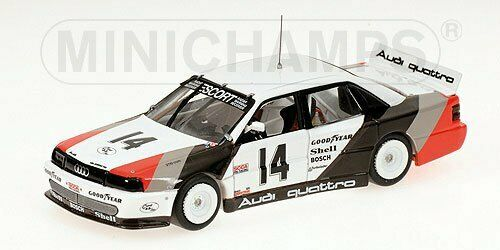 Audi 200 Quattro  14 Winner Trans-Am Weekend Cleveland 1988 - 1 43 - Minichamps