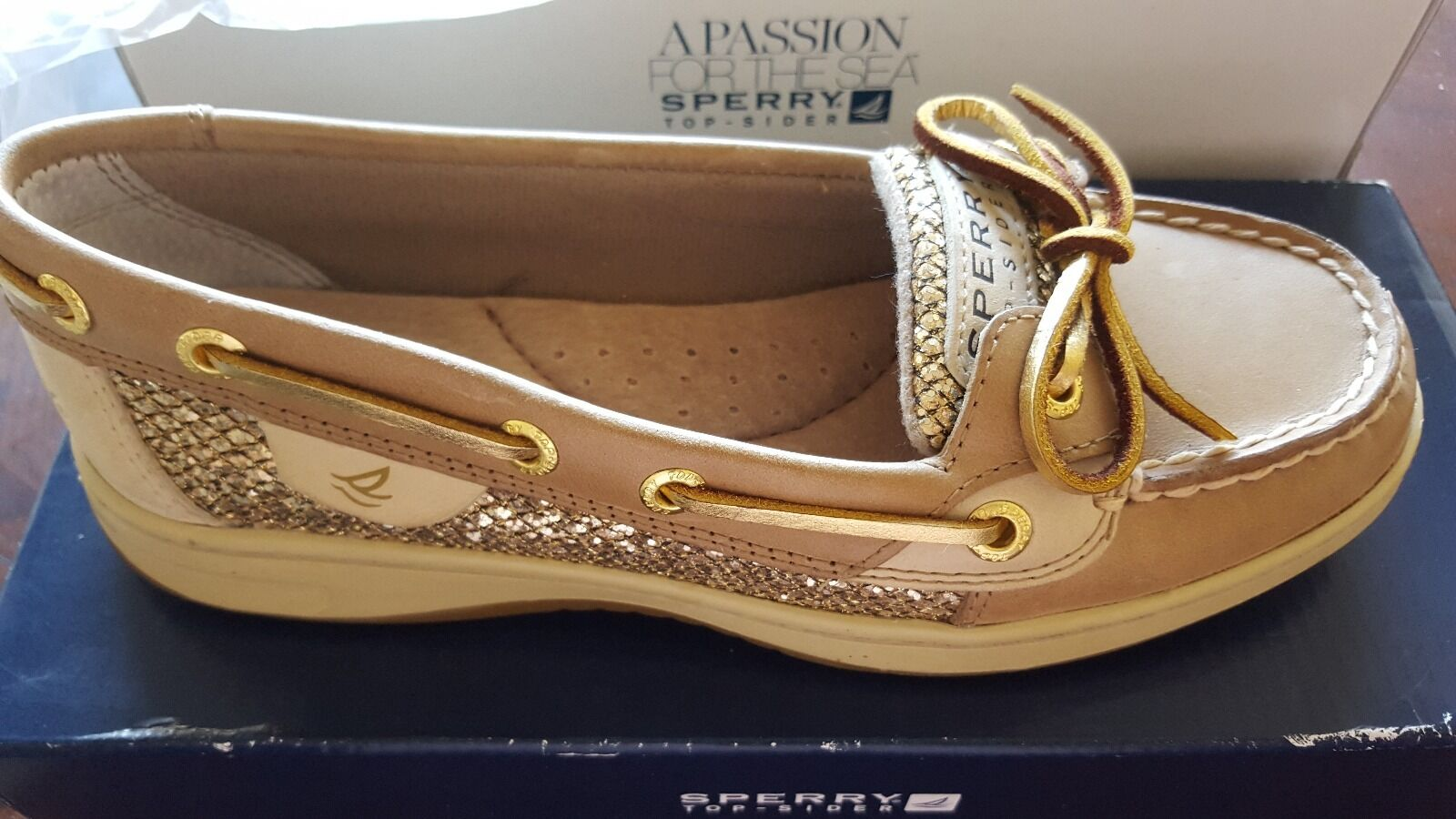 Discontinued Sperry Top-Sider Angel Boatfish