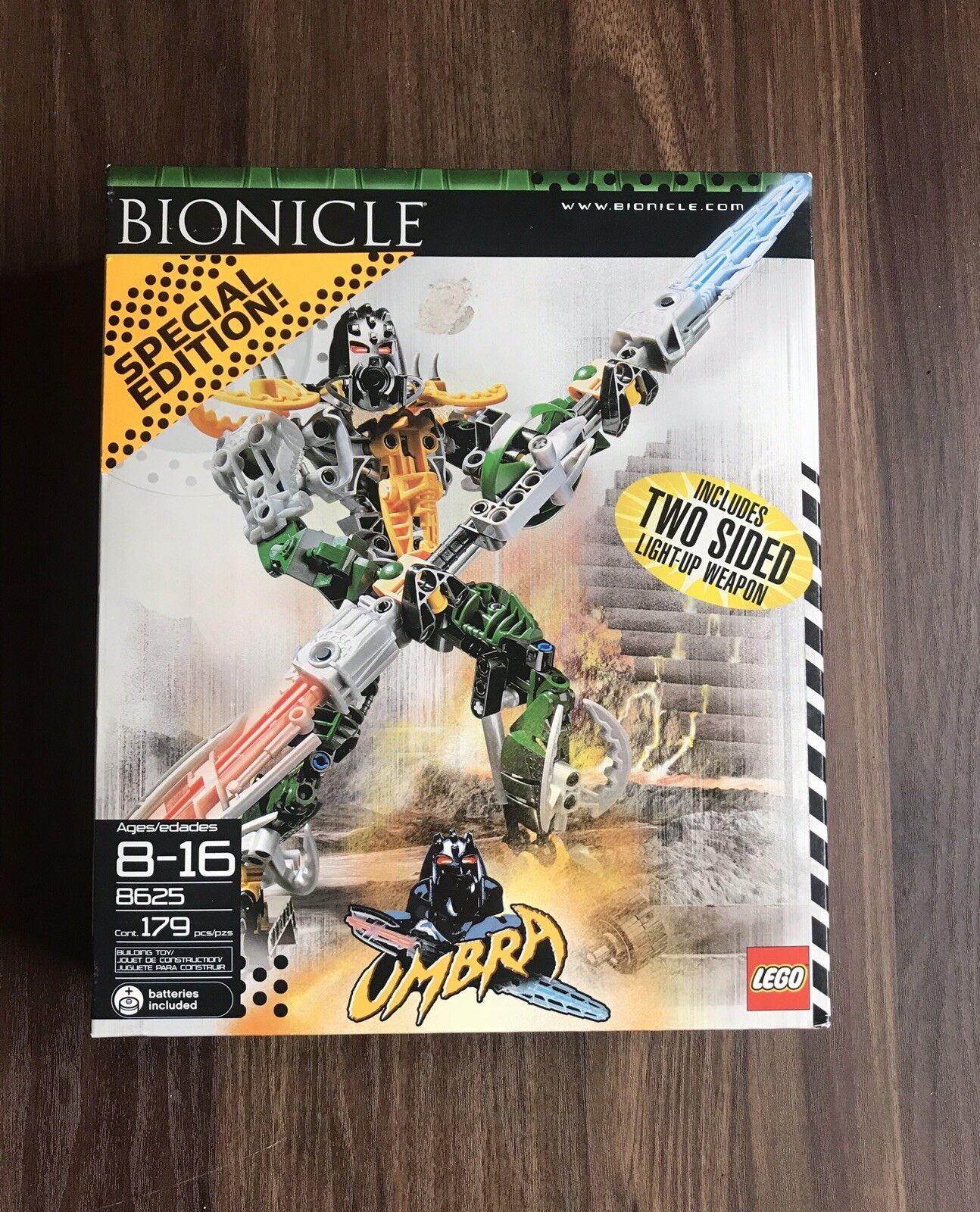 LEGO Bionicle Warriors Umbra (8625) Unopened Factory Sealed