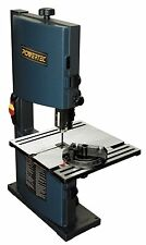 POWERTEC Vertical Band Saw Metal Wood Brass Copper Shop Home Hobby Woodworking