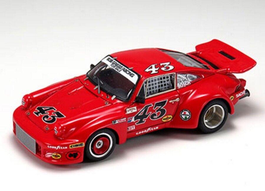Kit Porsche Carrera RSR 6hrs Riverside 1983 Arena Models kit 1 43