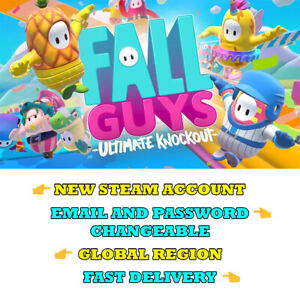 Fall-Guys-Ultimate-Knockout-Steam-Account-Global-Fast-Delivery-FULL-ACCES