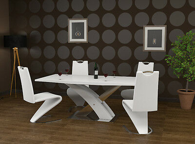 Modern Design Esstisch Vasco / Ausziehtisch / Tisch / Esszimmertisch