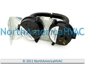 Rheem Ruud Furnace Air Pressure Switch 42-102056-05 42-102057-05 42-102063-05