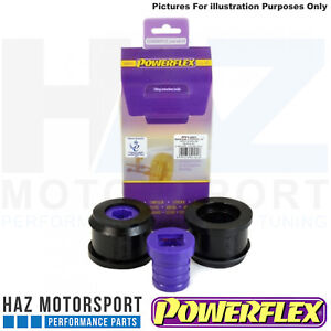 Powerflex-BMW-3-Series-E46-x2-66mm-Front-Wishbone-Rear-Poly-Bushes-Inc-M-Sport