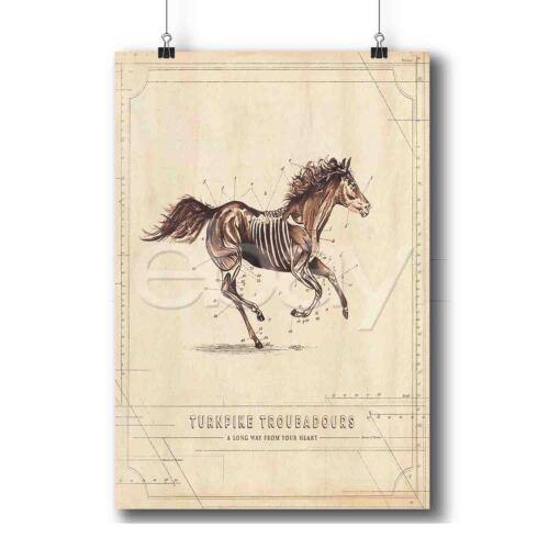 Turnpike Troubadours Custom Poster Print Art Wall Decor